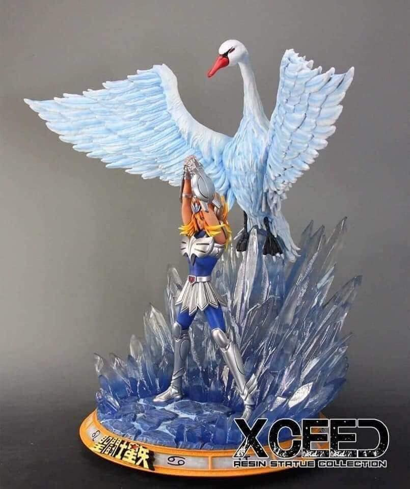 [XCEED Resin Figure Collection] Hyoga Chevalier de Bronze du Cygne V1 F7740010