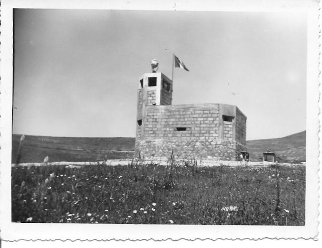 Photos Munck (Munk) 1961  Poste dépendant de Bab el Assa 1_munc10