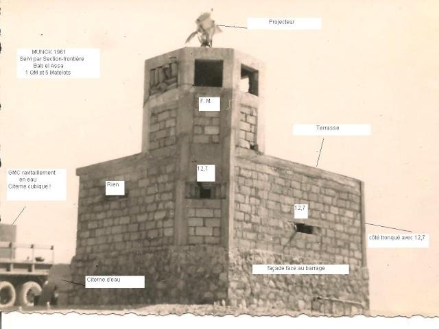 Photos Munck (Munk) 1961  Poste dépendant de Bab el Assa 3_munc10