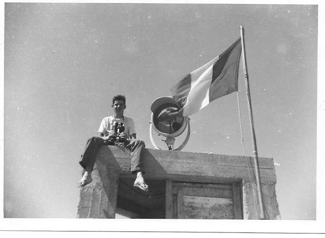Photos Munck (Munk) 1961  Poste dépendant de Bab el Assa 6_munc10