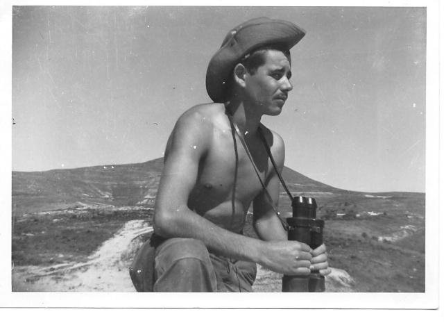 Photos Munck (Munk) 1961  Poste dépendant de Bab el Assa 7_munc10