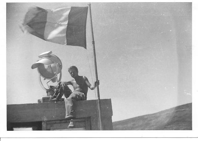 Photos Munck (Munk) 1961  Poste dépendant de Bab el Assa 8_munc10