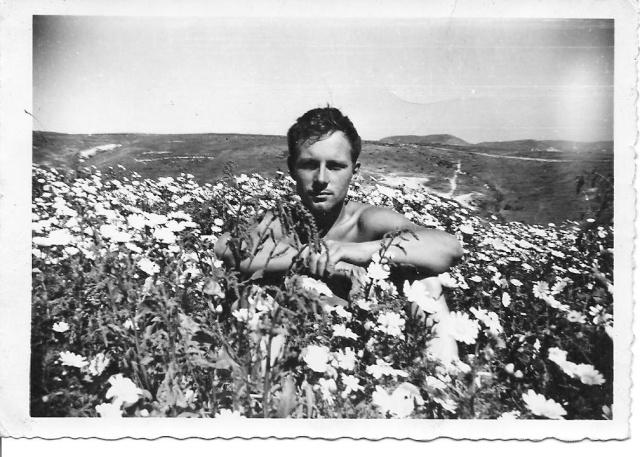 Photos Munck (Munk) 1961  Poste dépendant de Bab el Assa 9_munc10