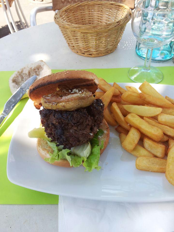 hamburger made in périgord 64426010