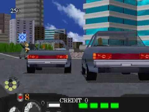 حصريا virtua cop 2 لاتقل لي أنه لم تلعب هذه اللعبة 010