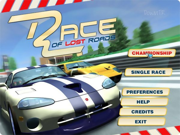 لعشاق العاب السباقات والسرعة اللعبة الجميلة Lost Road Races بحجم 31 ميجا 11441a10