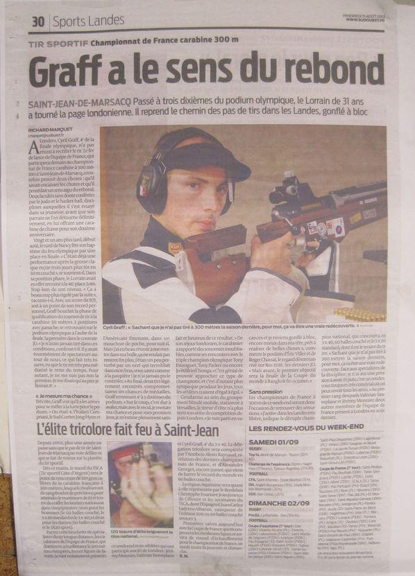 Championnat de France 300 mètres 2012 Du 30/08/2012 au 4/09 - Page 3 Img_3623