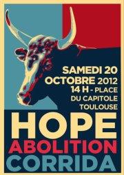 Manif Anti corrida à Toulouse samedi 20 oct  Manif_10