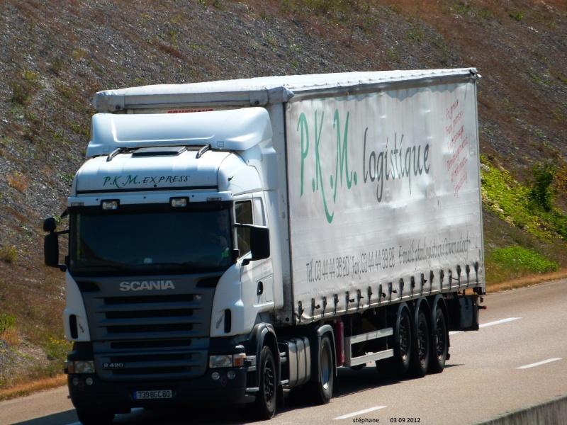 PKM Logistique - Noyon (60) A26_le83