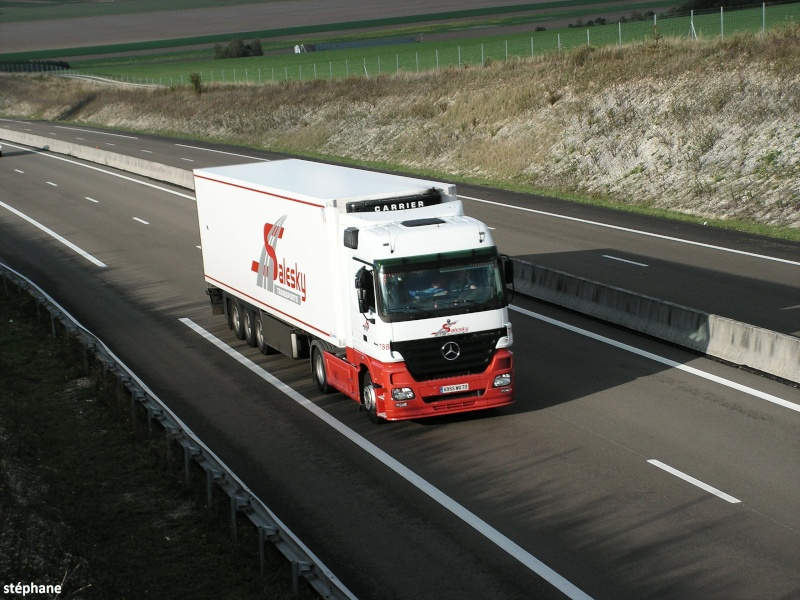 Salesky (Sable sur Sarthe, 72) Camion12