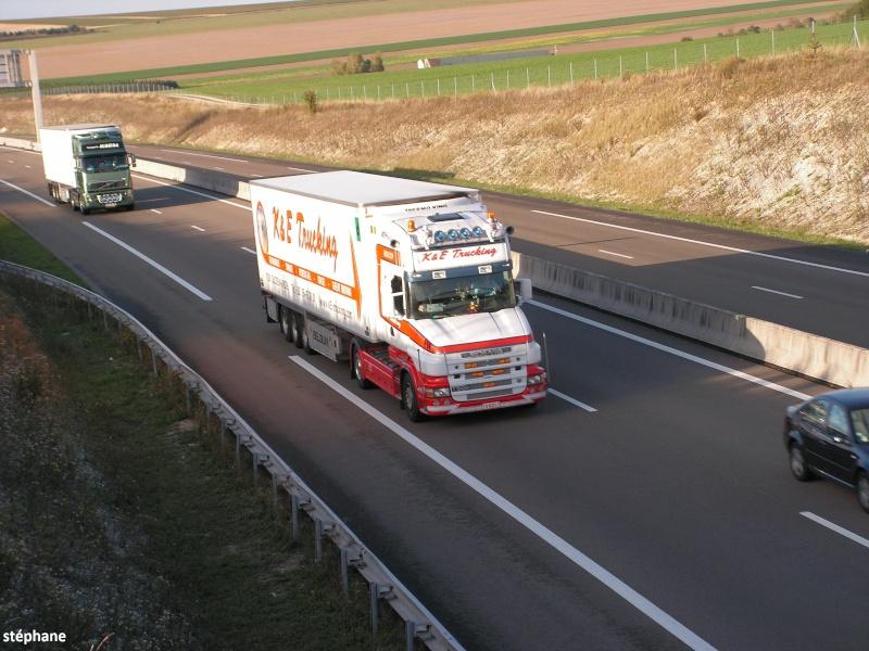 K & E Trucking - Cool Traffic - Kurt Trucking  (Oudenaarde) Camion20