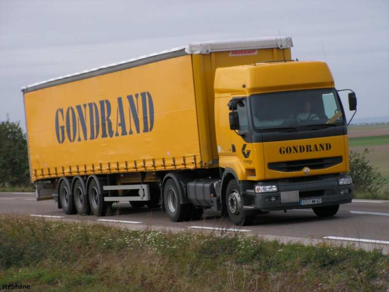 Gondrand - Page 2 Camion36