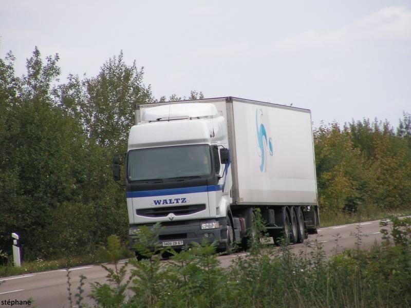 Waltz (Niederlauterbach, 67) Camion38