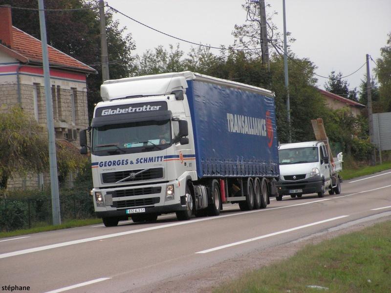 Georges & Schmitt.(Transalliance)(Fléville devant Nancy, 54) Camion70