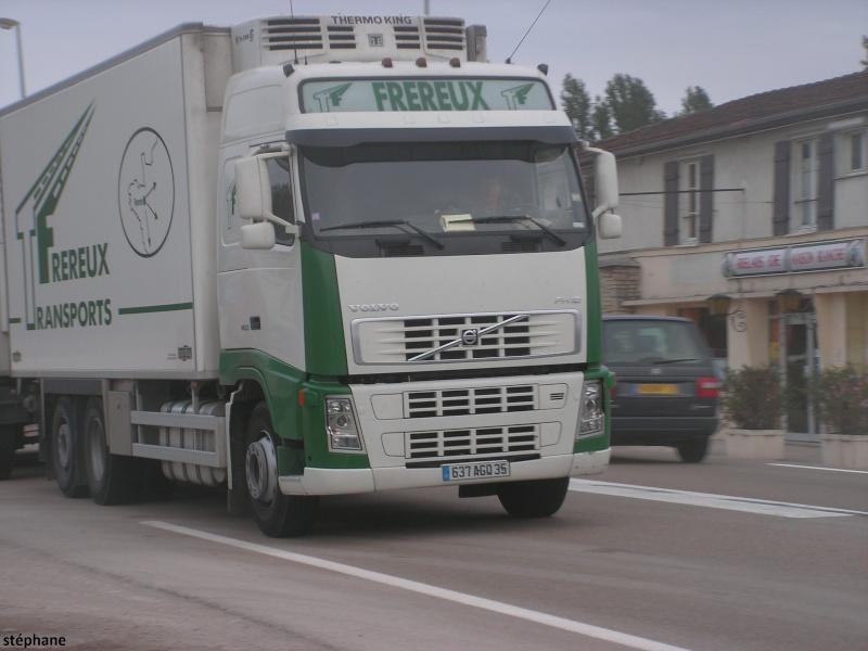 TSF - Frereux  (Servon sur Vilaine, 35) Camion72