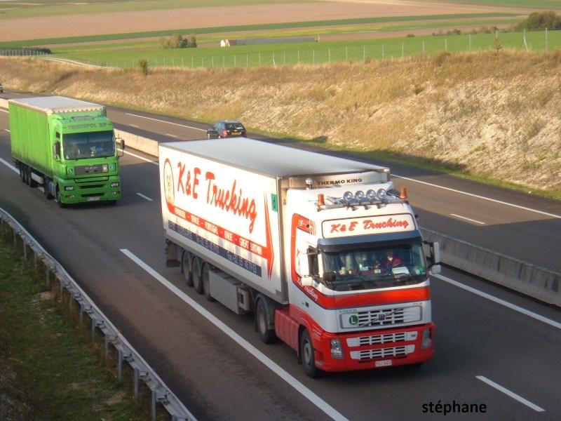 K & E Trucking - Cool Traffic - Kurt Trucking  (Oudenaarde) Dscf1013