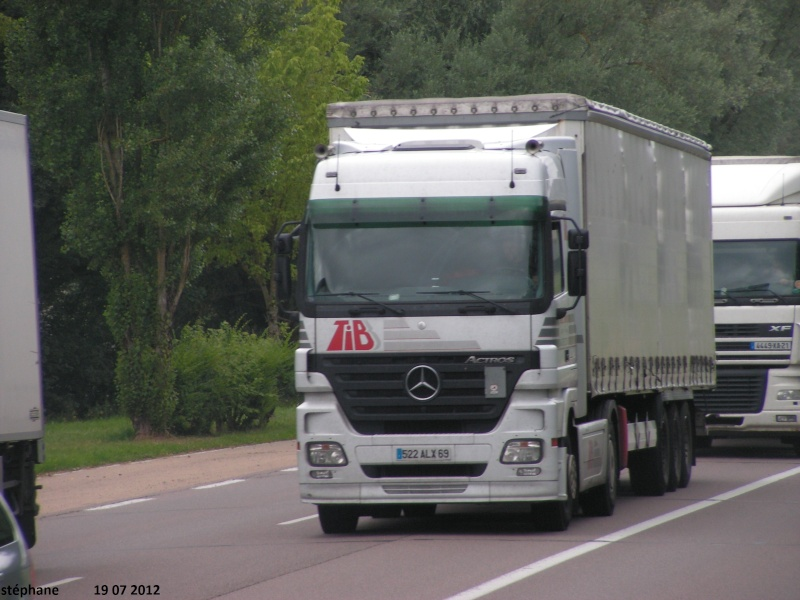 TIB (Transports Isabelle Bourgeois)(Grigny, 69) Le_19_33