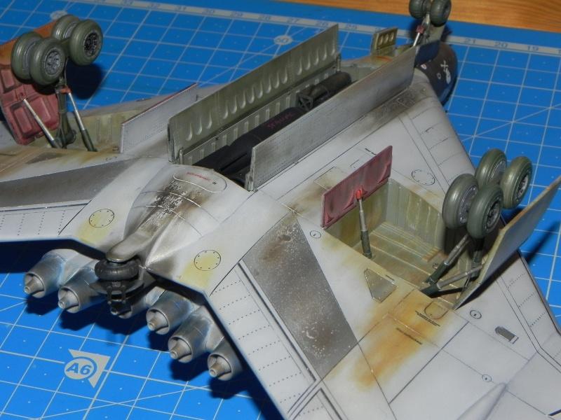 Arado 555 1/72 un Dodo taillé pour le froid! Dscn4727