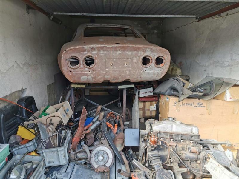 GT Projekt angefangen 210