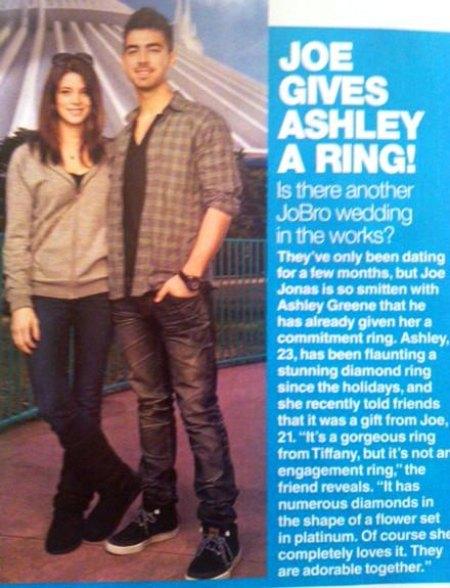 Ashley fiancée ? Joe-jo10