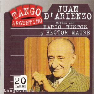 Les erreurs et imprécisions de la collection Tango Argentino 00743210
