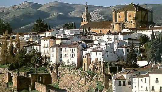 2ª Excursión por España Ronda10