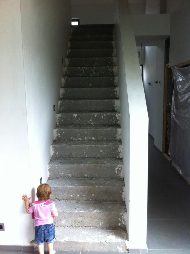[avis réalisation] escalier à recouvrir de bois Photo12