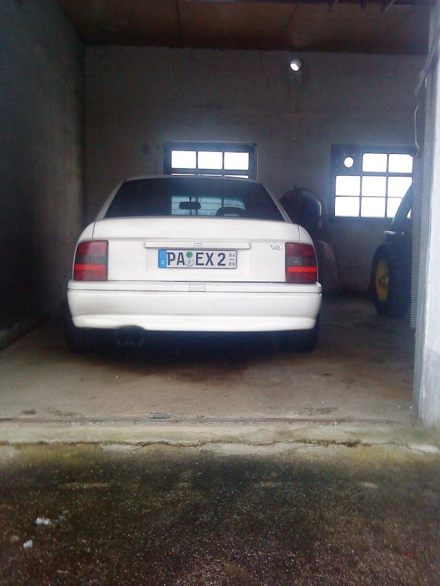 Mein Vectra A und mein Corsa D Dsc00319
