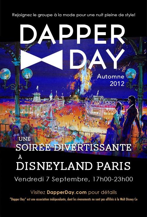 le DAPPER DAY débarque à Paris Fall2010