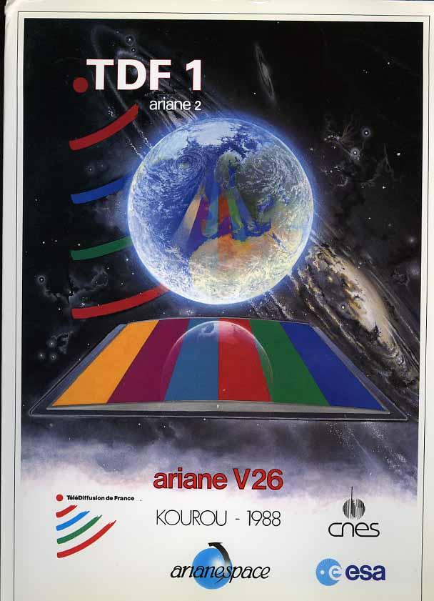 Memoire vols ARIANE Astrak10