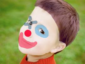 Circus Performer Badge Childf10