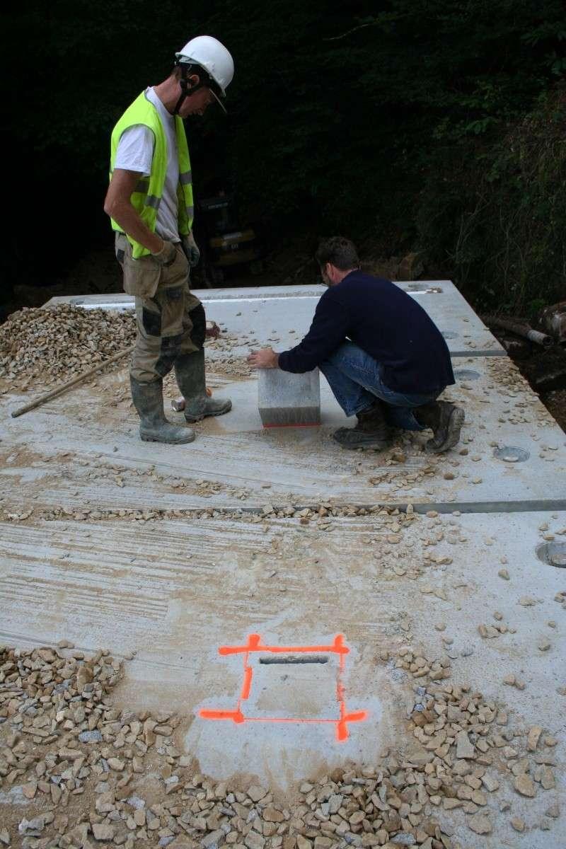 Aménagement d'un pont pour les chauves-souris : ça remu à Pont calek Img_3016