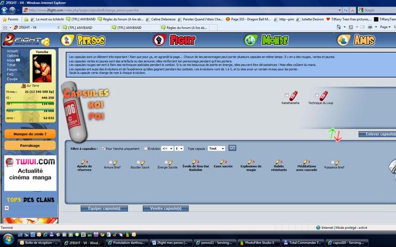 AnyPostulation PapyCool alias Becool Capsul10