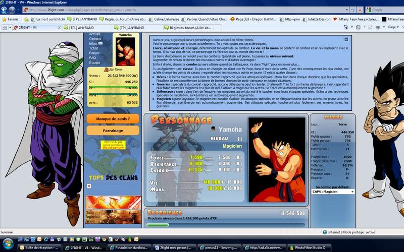 AnyPostulation PapyCool alias Becool Yamcha10