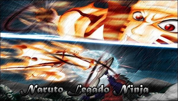 Naruto Legado Ninja