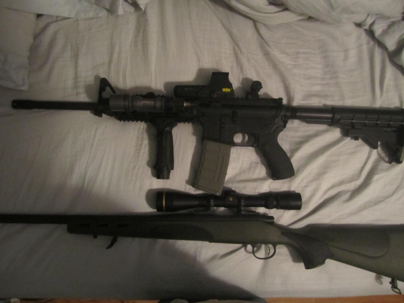 Here are my Weapons of Choice Img_0710