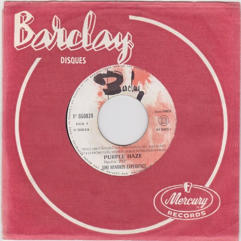 Purple Haze / 51st Anniversary (1967) [Single] 06082410