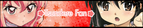 [Fan Club] Tsunderes Tsunde10