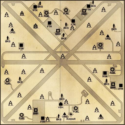 Airfield Maps Lfield10