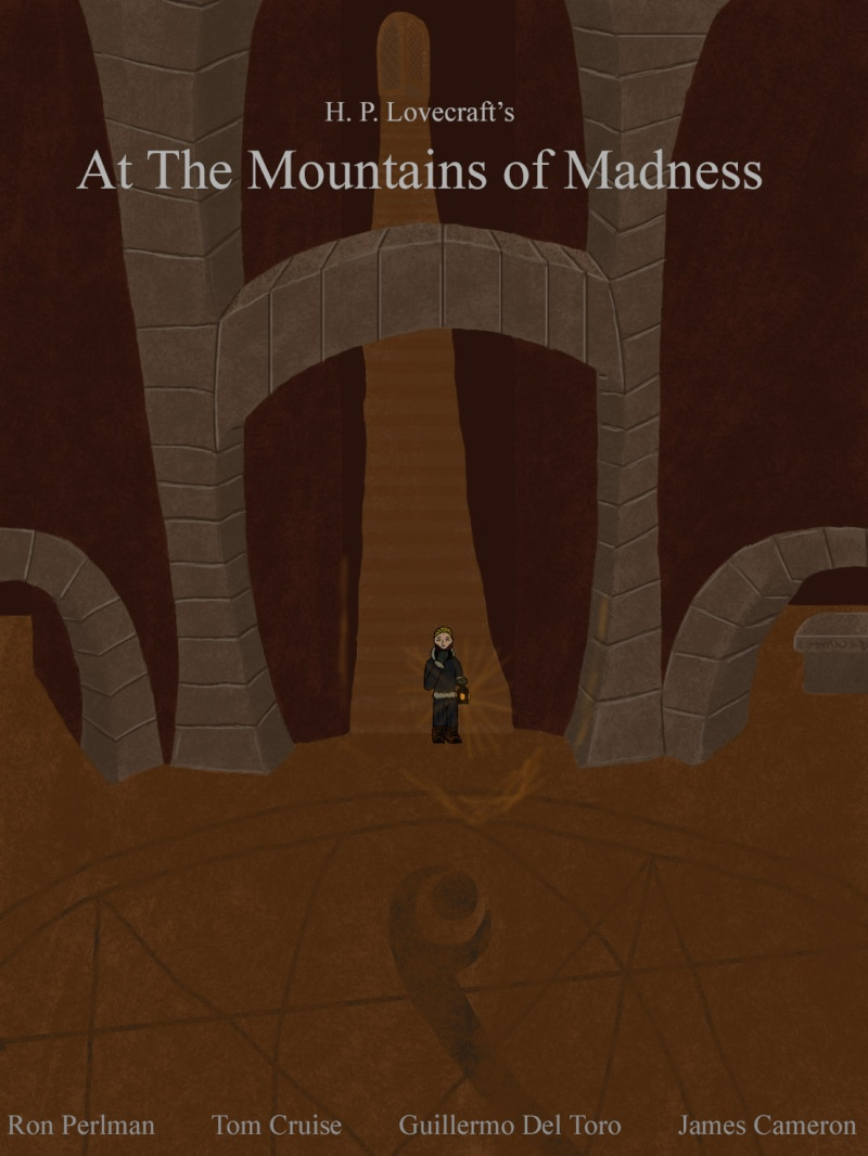 Design Challenge - At the Mountains of Madness Mounta11