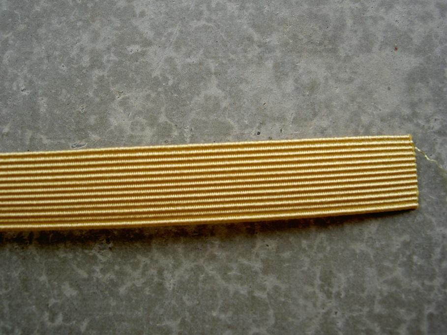 Galon de manches pour officier ESC - MAI 1 Pict9811