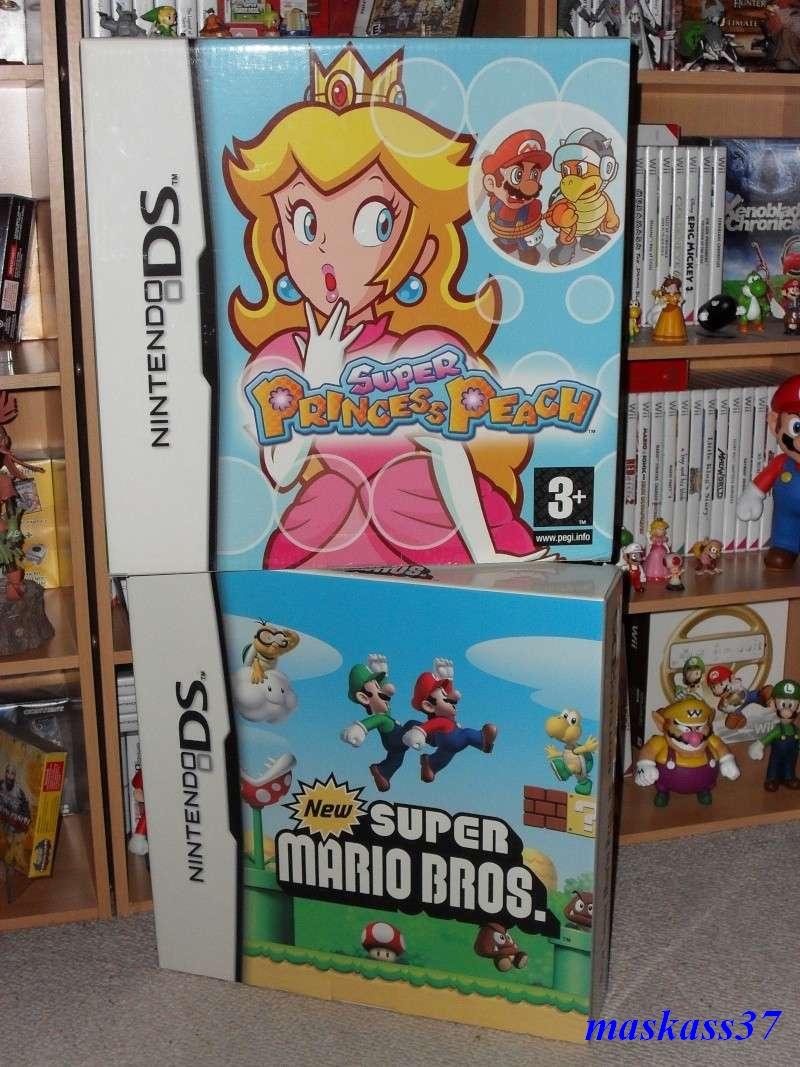 Ma collec 100% Nintendo : JAP, US, PAL... tout y passe^^ - Page 8 Arriv-11