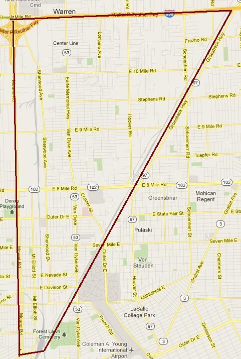 Detroit - Térképek Banda_10
