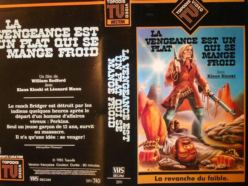 GUIDE DES SPAGHETTI WESTERNS SEULEMENT DISPONIBLES EN VHS.  88713110
