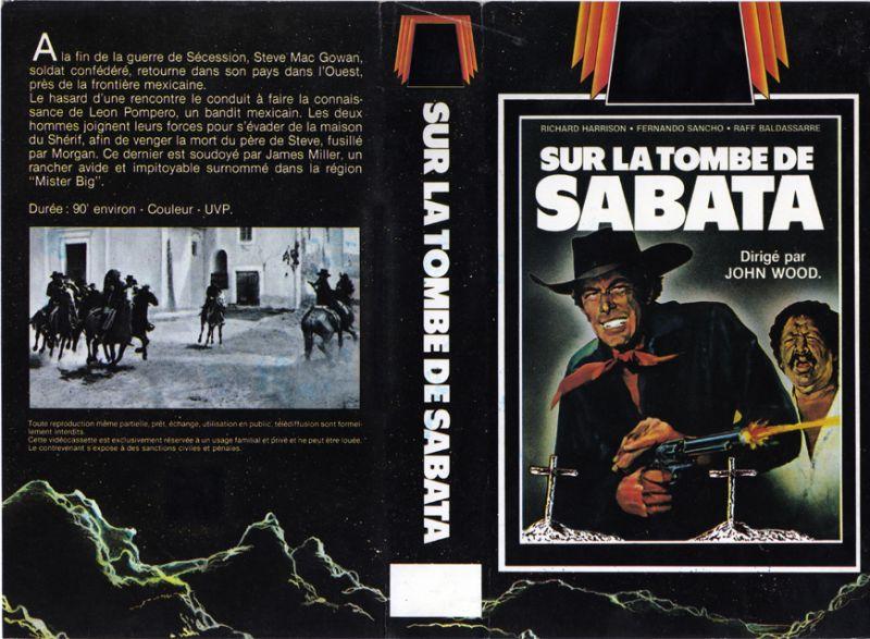 GUIDE DES SPAGHETTI WESTERNS SEULEMENT DISPONIBLES EN VHS.  Sur20l10