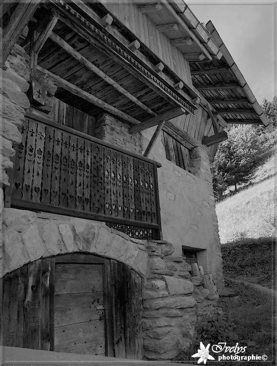 Hameau du Châtelard Chalet10