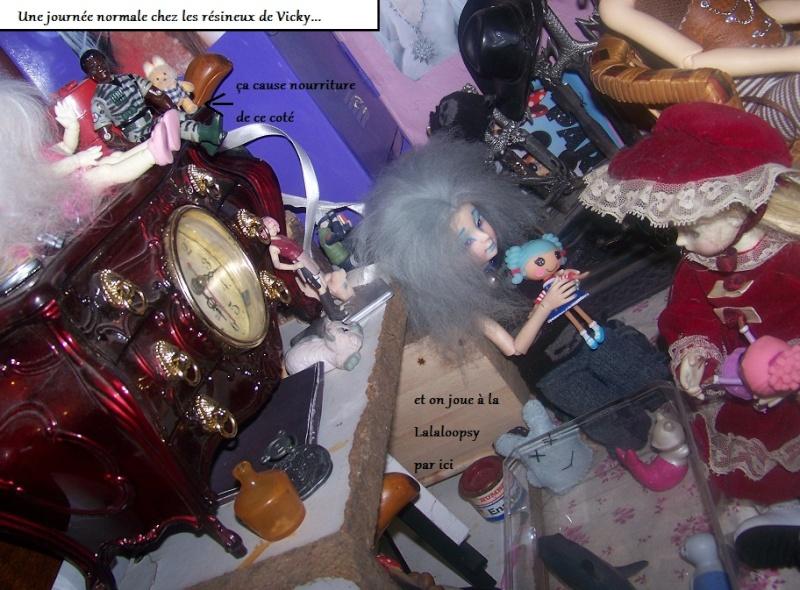 [La petite troupe de Vicky] Molly (p12) - Page 6 100_9942
