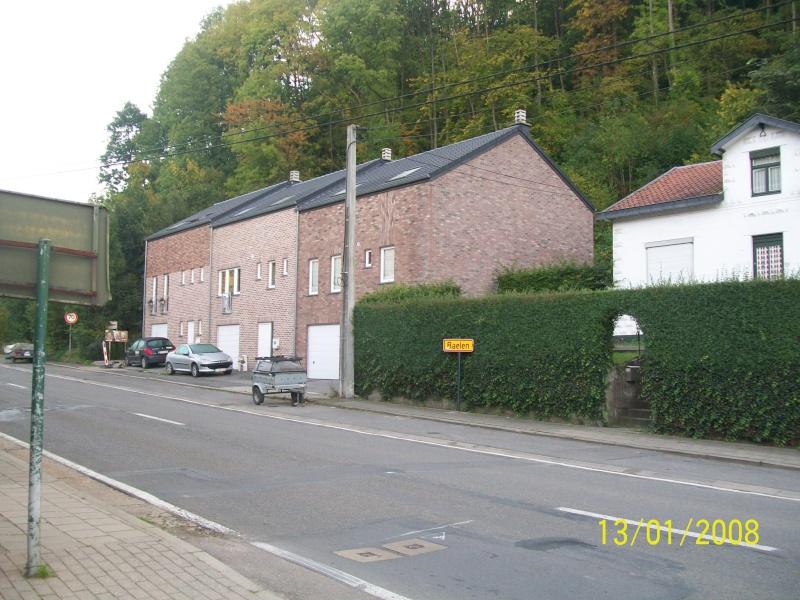 OPEL Blitz à l'arrêt au poste frontière situé sur ma commune. (Italeri - 6606 au 1/48°) [ Diorama en cours ] 00129