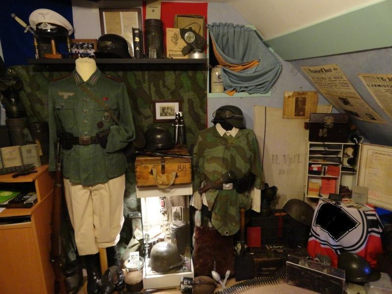 """""""Mon petit musée"""" thème principal allemand WW2 00110"""