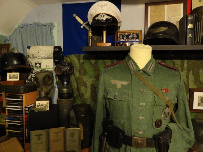 """""""Mon petit musée"""" thème principal allemand WW2 00210"""